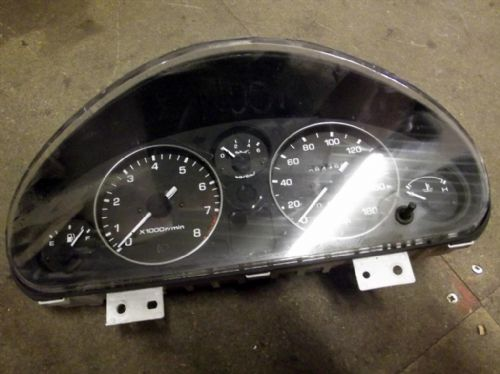 Instrument cluster panel, Eunos Roadster MX-5 mk1 N001, kmh, USED